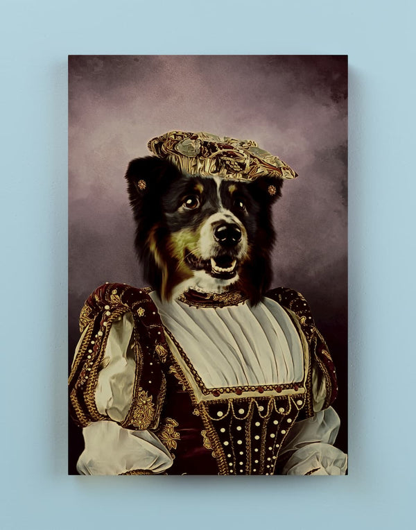 The Marchioness - Custom Pet Canvas - Make Me a Royal
