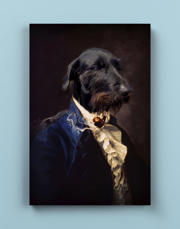 The Lord - Custom Pet Canvas - Make Me a Royal
