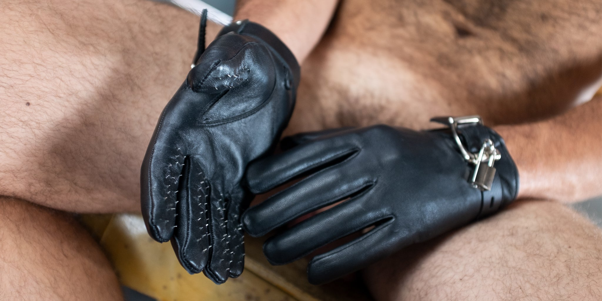 Male Stockroom Autumn's Bottoms Sale: Up to 30% Off select Male Chastity, Bondage Gear, Impact & Implements