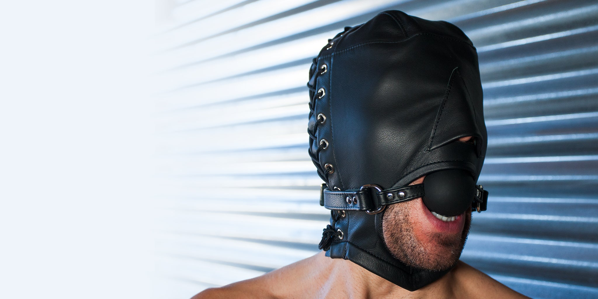 Male Stockroom Sensation Play Sale: Up to 30% Off Hoods, Blindfolds, Impact Gear, Nipple Toys, CBT & More