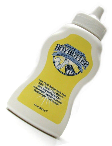 Boy Butter Lube Squeeze Bottle 9 Fl. Oz.  SEX TOYS LUBES & CLEANERS