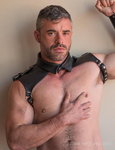 Brigade Harness-BEST SELLERS, BODY HARNESSES, FETISH WEAR-Male Stockroom
