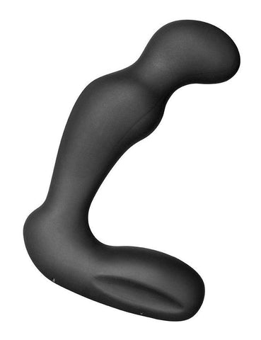 "ElectraStim ""Sirius"" Silicone Noir Prostate Massager  BDSM GEAR WHIPS & PADDLES"