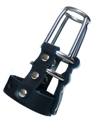 Locking Cock Cage   BONDAGE RESTRAINTS CHASTITY