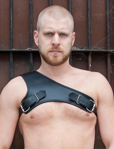 The Gladiator-BODY HARNESSES, FETISH WEAR-Male Stockroom