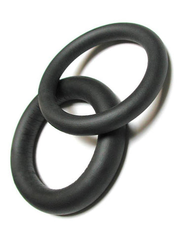 Kinklab Neoprene Cock Ring Small/Thin  SEX TOYS COCK & BALLS