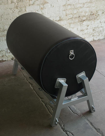 Bondage Padded Barrel Horse  BDSM GEAR BDSM FURNITURE
