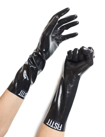 Shots Fist It Latex Gloves  SEX TOYS ANAL TOYS
