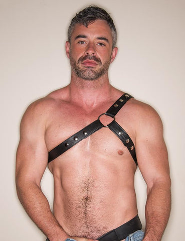 The Champion Harness  FETISH WEAR BODY HARNESSES