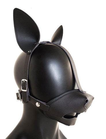 Vondage K9 Muzzle with Removable Ball Gag, S/M