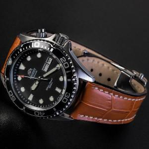 Omega Deployment Watch Band | Strapped For Time