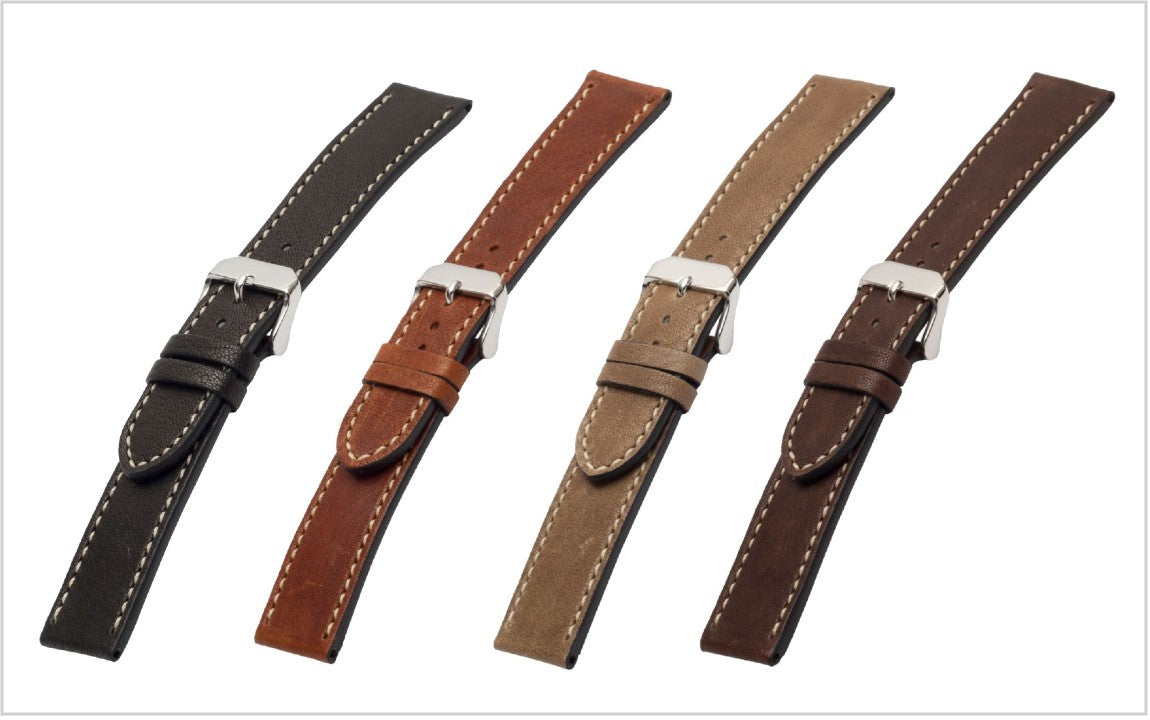 Premium Classic Leather | Strapped For Time
