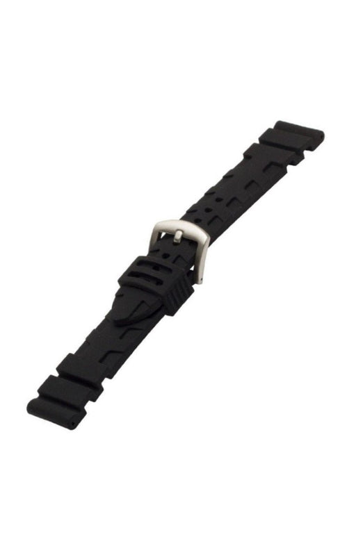 Commando Rubber Watch Band watch band - Strapped For Time