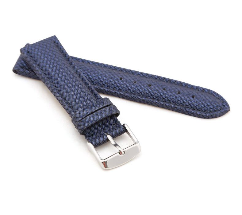 Synthetic Waterproof Watch Band Blue watch band - Strapped For Time