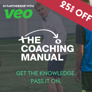 Veo and The Coaching Manual - 25% Off
