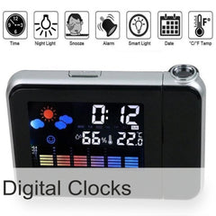 digital clocks gadgets for men
