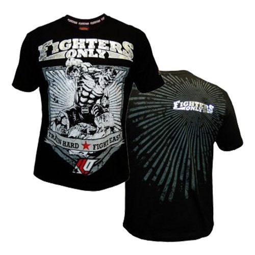 Fighters Only Men's 'Ground & Pound' T-Shirt