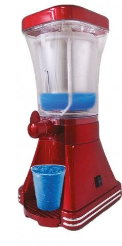 Dinky Diner Slushy Maker Make Margaritas, Fruit Juices, Smoothies