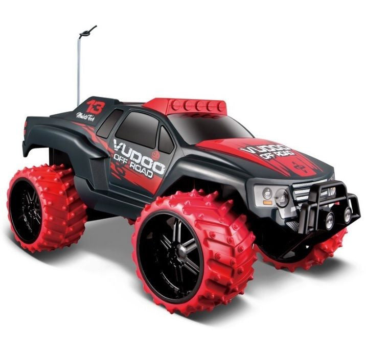 Maisto Offroad Series VUDOO Radio Remote Control 1:16 Scale CAR
