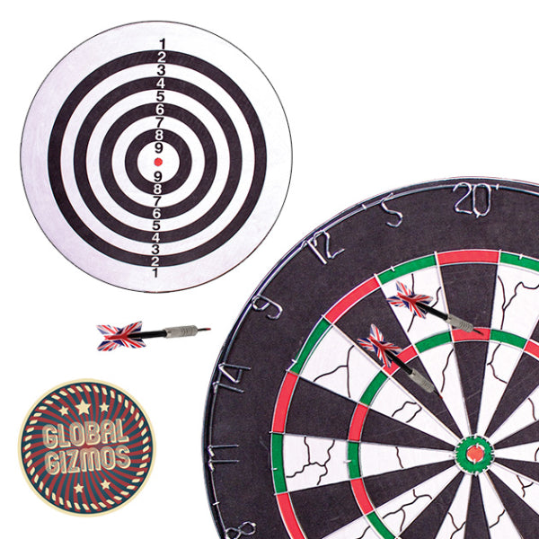 Double Sided Dartboard