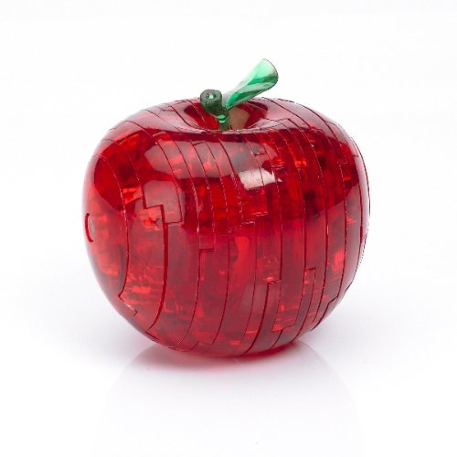 Apple 3D Crystal Puzzle