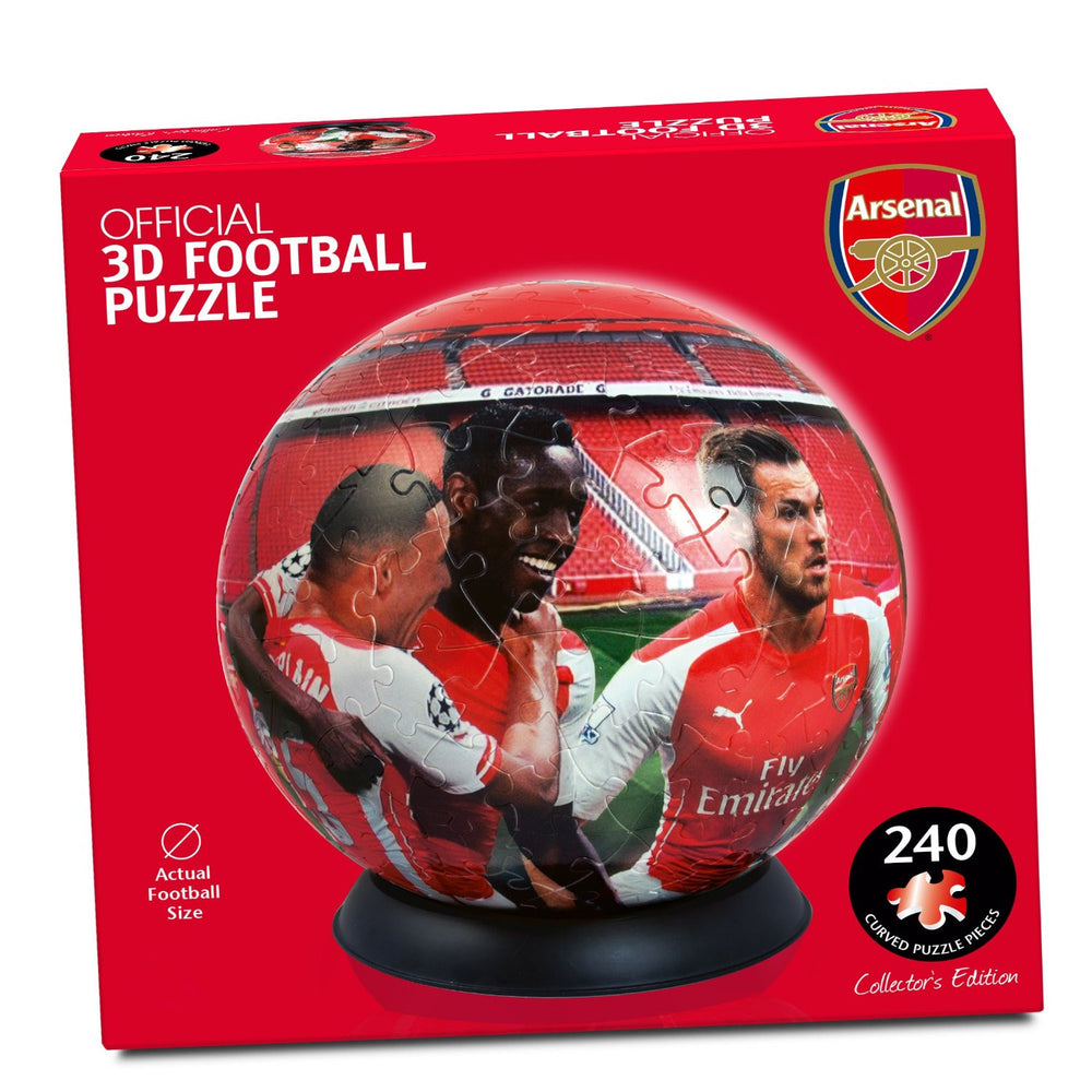 Paul Lamond Arsenal 3D Puzzle Ball (2014-2015)