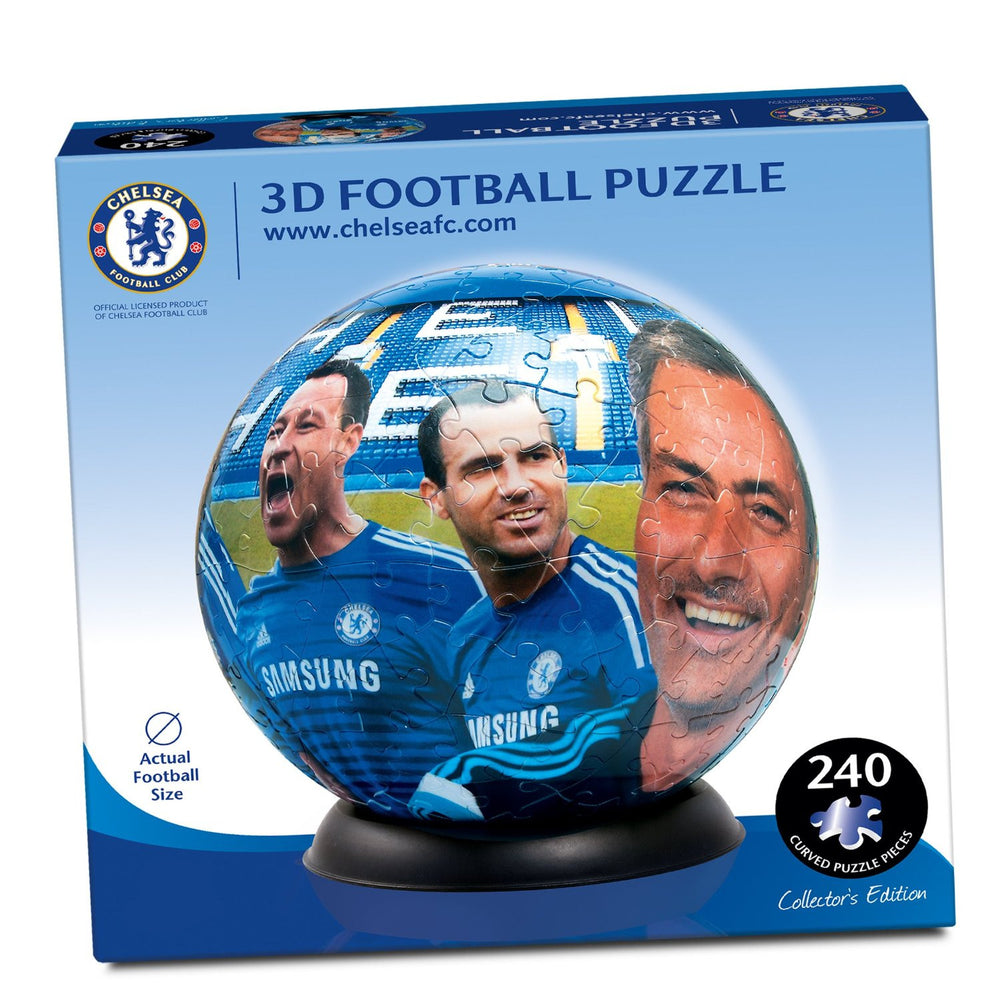 Paul Lamond Chelsea 3D Puzzle Ball (2014-2015)