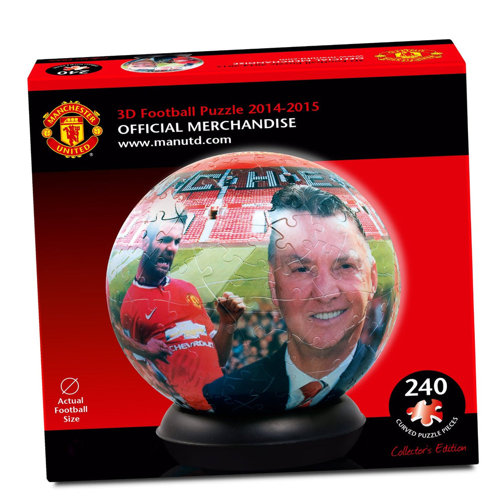 Paul Lamond Manchester United 3D Puzzle Ball (2014-2015)