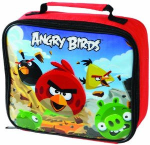 Angry Birds Rectangular Lunch Bag