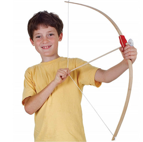 Children's Wooden Bow & Arrows by Tobar