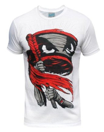 Bad Boy Men's 'Battle Cry' T-Shirt - White