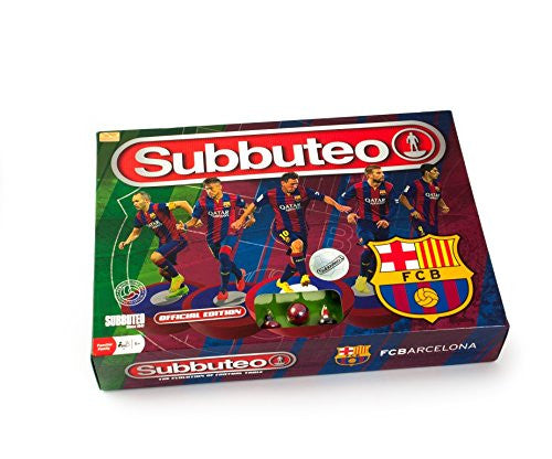 Paul Lamond Subbuteo Barcelona Main Game