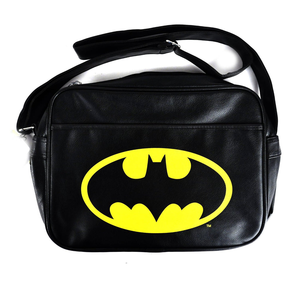 Batman Logo Retro Messenger Shoulder Bag