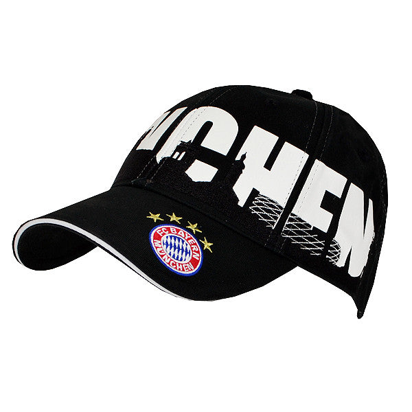 Official Bayern Munich FC Baseball Cap - One size fits all