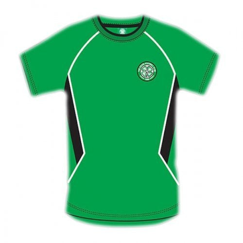 Celtic FC T-Shirt (Panel) (Mens - S)