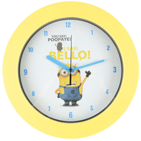 Despicable Me 2 Minion Dave Wall Clock
