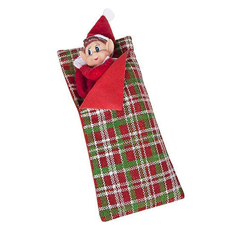 Traditional Patterned Elf Sleeping Bag Accessory