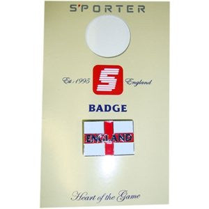 England Pin Badge - Heart of the Game
