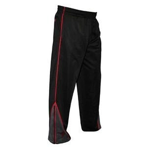 Fighters Only Joggers / Jogging Bottoms ~ Black (Medium)