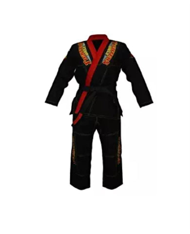 Fighters Only Men's Ju Jitsui Suit