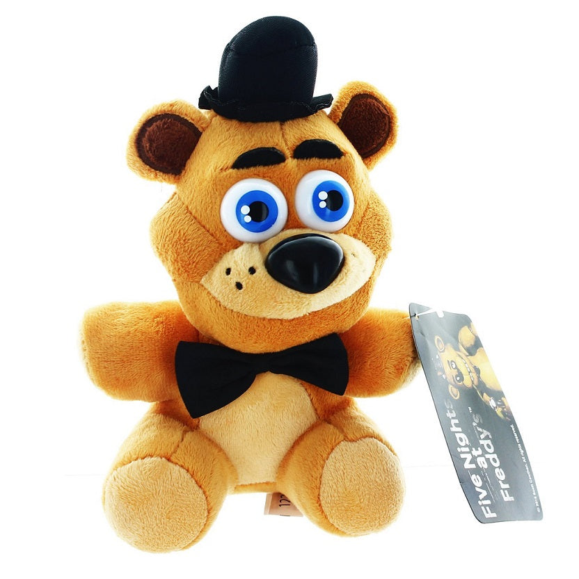 "Five Nights At Freddy's 10"" Soft Plush Toy Freddy character"