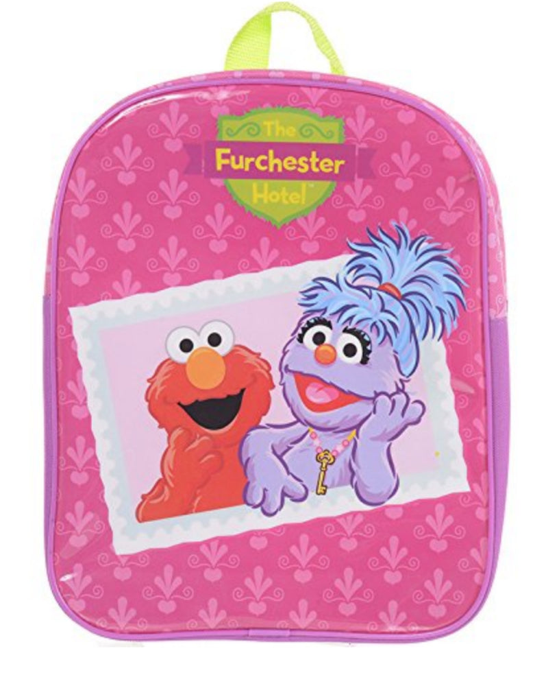 Furchester Elmo & Phoebe Small Backpack