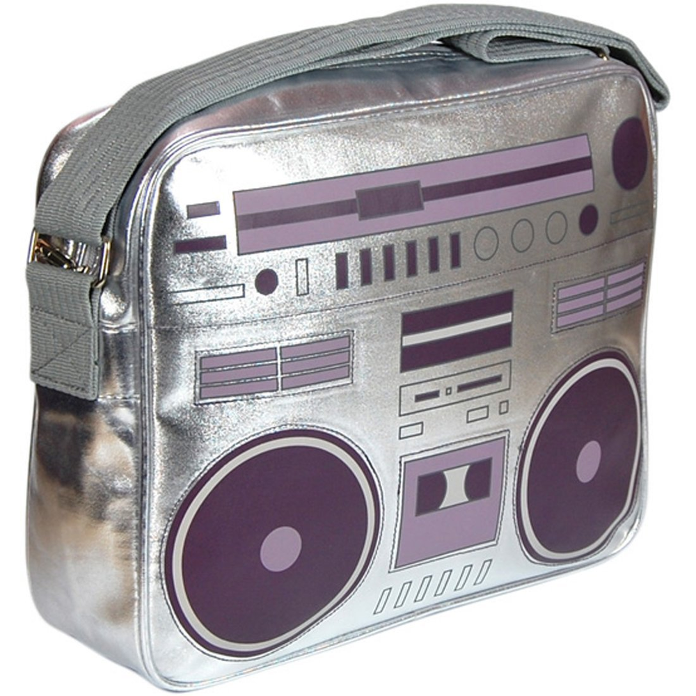 Ghettoblaster Bag. Retro 80s Sports Bag