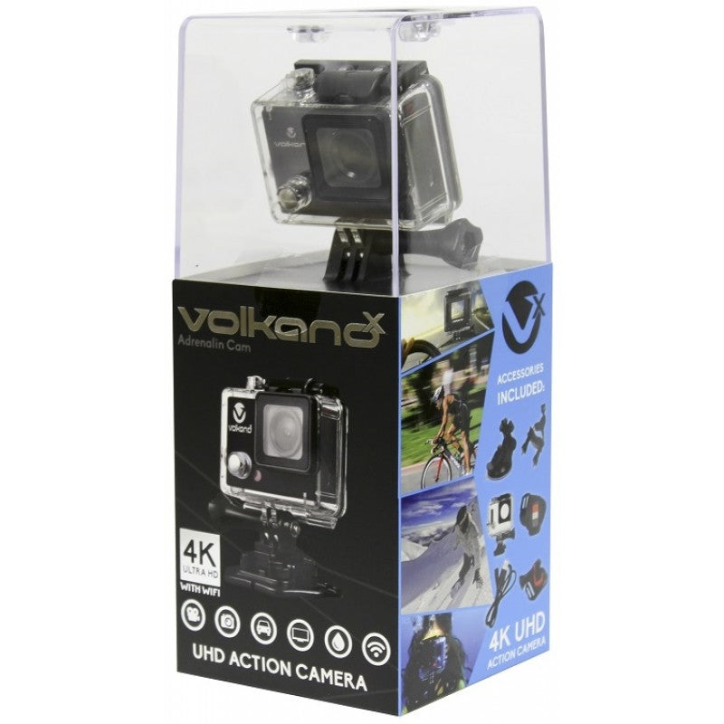 Volkano Ultra HD 4K Adrenalin Action Camera