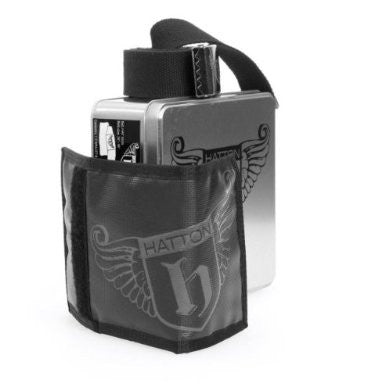 Hatton Boxing Black Wallet & Belt Gift Set