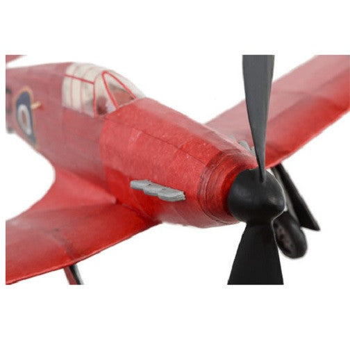 Hawker Hurricane - Flying Scale Model Aircraft Kit