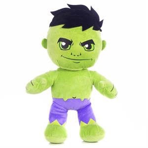 "Marvel Superhero 10"" Plush Soft Toy - Incredible Hulk"