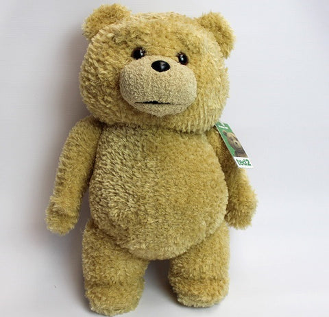 28cm Bob With Bear Minions Soft Toy