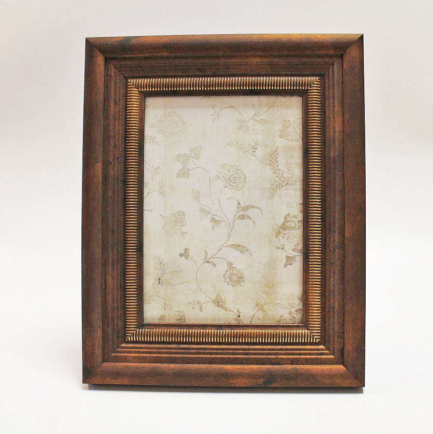 "Antique Copper Photo Frame 5"" x 7"" by Stone The Crows Front"