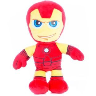 "Marvel Superhero 10"" Plush Soft Toy - Ironman"